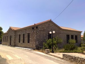 REPAIR AND MODERNIZATION OF THE MUSEUM OF TEGEA