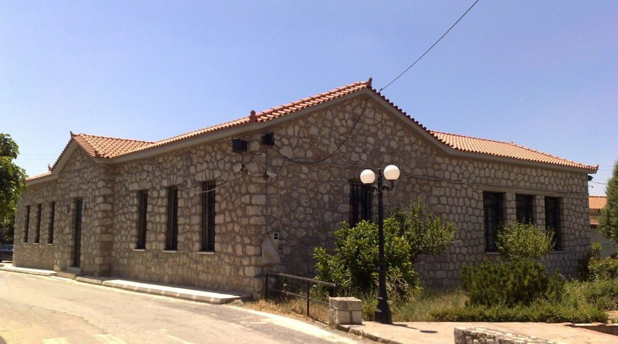 REPAIR AND MODERNIZATION OF THE MUSEUM OF TEGEA