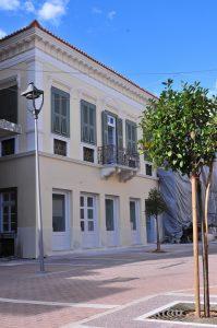 RESTORATION OF STORED BUILDING @ 14-16, ARISTOMENOUS st, KALAMATA