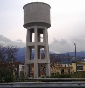 REPAIR & REINFORCEMENT OF WATER-TOWER OF RIO