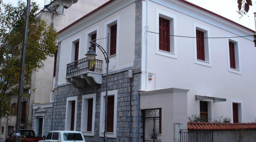 REPAIR OF STORED BUILDING @ 43, 28th OCTOBER st, TRIPOLIS