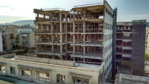 "REPAIR & REINFORCEMENT OF SOCIAL INSURANCE INSTITUTE (""IKA - ETAM"") ADMINISTRATION BUILDING @ 64 PIREOS st, ATHENS, 1st PHASE"