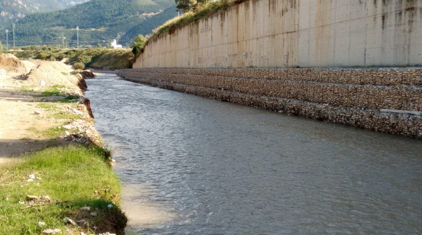"""LAST WORKS OF THE PROJECT """"PATRAS WIDE BYPASS CONNECTION TO THE NEW PORT & TO THE NATIONAL ROAD PATRAS-PYRGOS"""": CONSTRUCTION OF """"GLAYKOS RIVER"""" LATERAL ROADS & OTHER WORKS AT THE PATRAS WIDE BYPASS CONNECTION"""