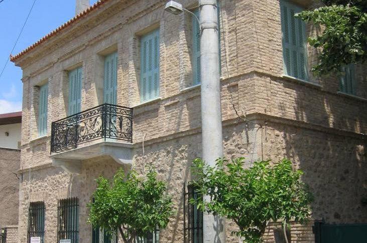 REPAIR OF STORED BUILDING @ 23, ELIKIS st - AIGIO