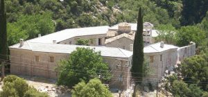 "CONSERVATION OF THE ""PANAGIA PORETSOS"" HOLY MONASTERY IN GUEST HOUSE FOR THE PURPOSE OF WORSHIP TOURISM"