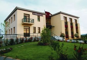 STUDY AND CONSTRUCTION OF THE MUNICIPALITY OF SIMPOLITIA NEW TOWNHALL
