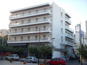 REPAIR OF THE BUILDING @ 1, K. THEODOROU st & MITROPOLEOS st - AIGIO