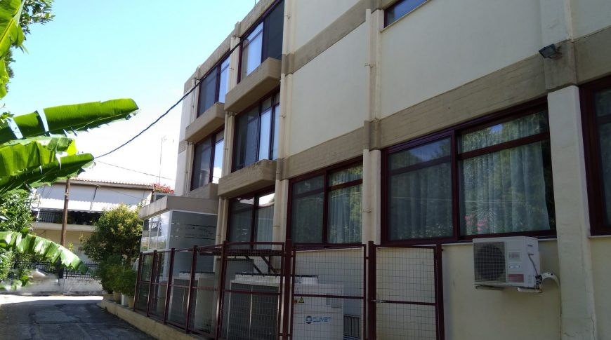 """WORKS FOR THE ENERGY UPGRADE OF THE """"AGAPIS MELATHRON - O AGIOS CHARALAMPOS"""" BUILDING"""