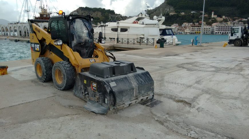 "MAINTENANCE & REPAIR OF ""AGIOS NIKOLAOS"" JETTY AT THE PORT OF ZAKYNTHOS"